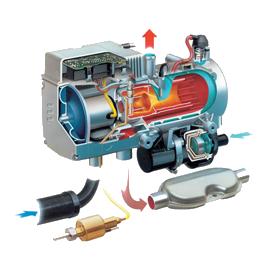eberspacher hydronic